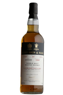 1989 Berry Brothers & Rudd. Glenburgie, Cask Ref. 14087, Single Malt Scotch Scotch Whisky(46%)