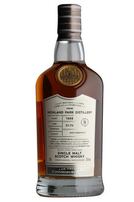 1989 Connoisseurs Choice Cask Strength, Highland Park, Scotch Whisky 51.1%