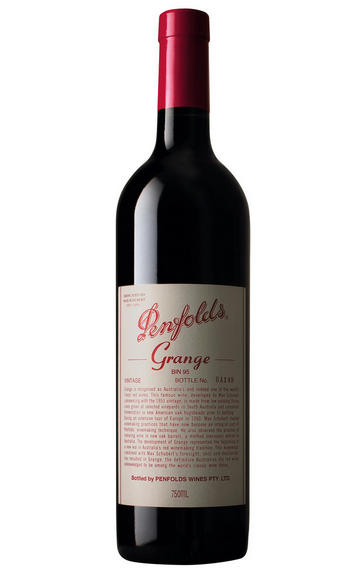 1990 Penfolds, Grange, South Australia
