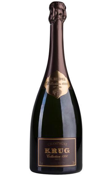 1990 Champagne Krug, Collection, Brut