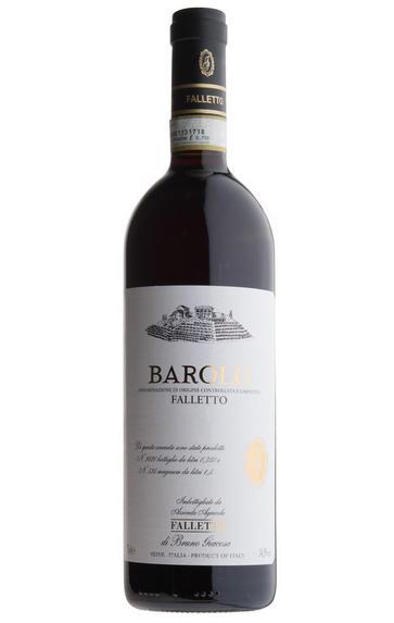 1990 Barolo, Falletto, Riserva, Bruno Giacosa, Piedmont, Italy