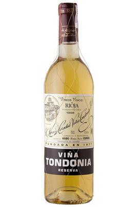 1991 Viña Tondonia Blanco Gran Reserva, Bodegas R. López de Heredia