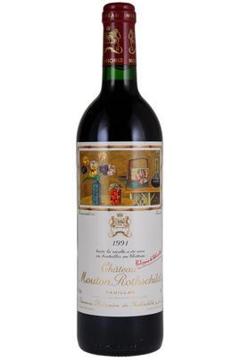 1991 Ch. Mouton-Rothschild, Pauillac
