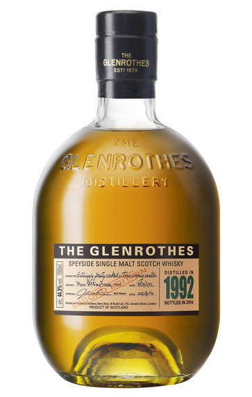 1992 The Glenrothes, 2nd Edition, Speyside, Single Malt Scotch Whisky (44.3%)