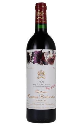 1992 Ch. Mouton-Rothschild, Pauillac