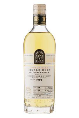 1993 Berry Bros. & Rudd Tullibardine, Cask No. 959, Single Malt Scotch Whisky, Highland (48.8%)