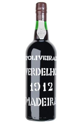 1994 Verdelho, Madeira, Pereira d'Oliveira, Portugal