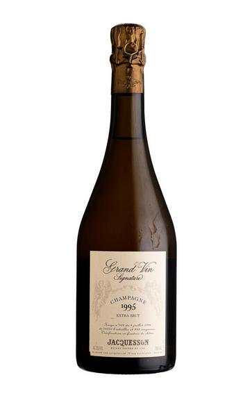 1995 Champagne Jacquesson, Grand Vin Signature, Extra Brut