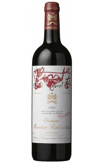 1995 Ch. Mouton-Rothschild, Pauillac, Bordeaux