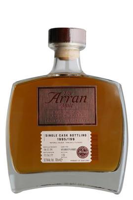 1995 Arran, Single Cask 199, Bottled 2019, Single Malt Whisky, (50.7%)