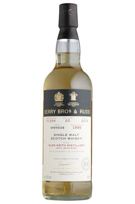 1995 Berrys' Glen Keith, Cask No 171296, Single Malt Scotch Whisky, (45.2%)