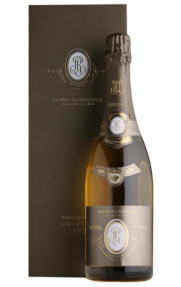 1995 Champagne Louis Roederer, Cristal Vinothèque, Brut