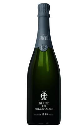 1995 Champagne Charles Heidsieck, Blanc des Millénaires, Brut