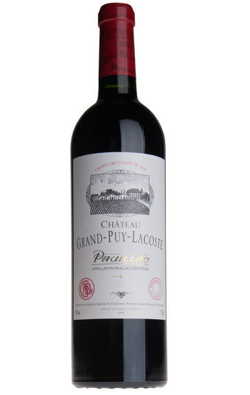1996 Ch. Grand-Puy-Lacoste, Pauillac
