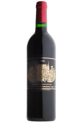1996 Ch. Palmer, Margaux, Bordeaux