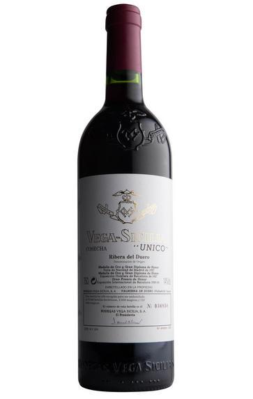 1996 Único, Vega Sicilia, Ribera del Duero, Spain