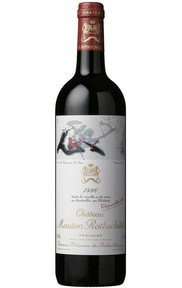 1996 Ch. Mouton-Rothschild, Pauillac, Bordeaux