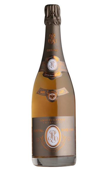 1996 Champagne Louis Roederer, Cristal Vinothèque, Rosé, Brut