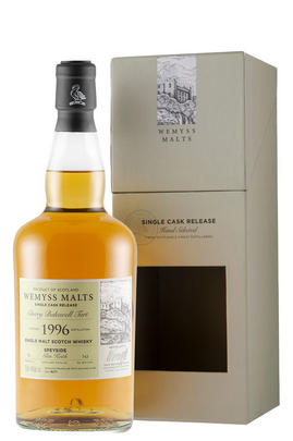 1996 Glen Keith, Cherry Bakewell Tart, 22-Year-Old, Speyside, Single Malt Scotch Whisky (46%)