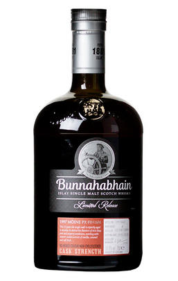 1997 Bunnahabhain, Moine PX Finish, 22-Year-Old, Islay, Single Malt Scotch Whisky (50%)