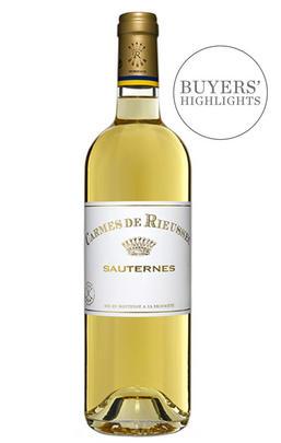 1998 Carmes de Rieussec, Sauternes, Bordeaux