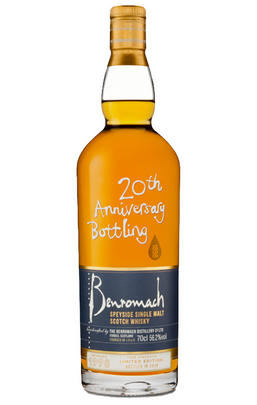 1998 Benromach, 20th Anniversary Bottling, Speyside, Single Malt Scotch Whisky (56.2%)