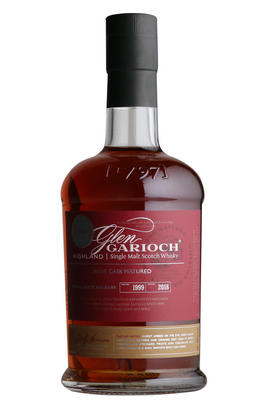 1999 Glen Garioch Wine Cask Matured, Bottled 2017, Malt Whisky, (48%)