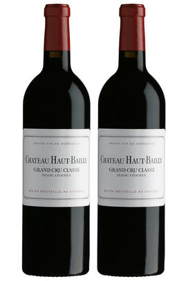 2000 Château Haut-Bailly, Pessac-Léognan, Bordeaux (Two-bottle Pack)