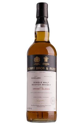 2000 Berrys' Orkney, Cask No 1, Single Malt Scotch Whisky, 56.3%