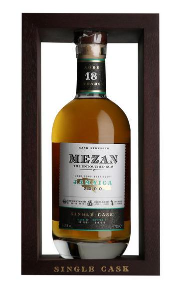2000 Long Pond Cask Strength, Single Cask, Jamaica Rum, (57.26%)