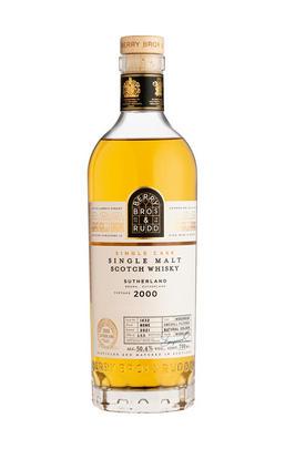 2000 Berry Bros. & Rudd Sutherland, Casks 1432 and 1433, Highland, Single Malt Scotch Whisky (50.4%)