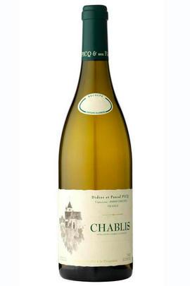 2001 Chablis, Didier & Pascal Picq, Burgundy