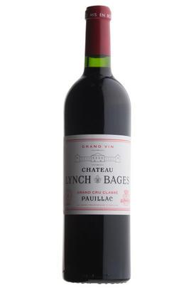 2001 Château Lynch-Bages, Pauillac, Bordeaux