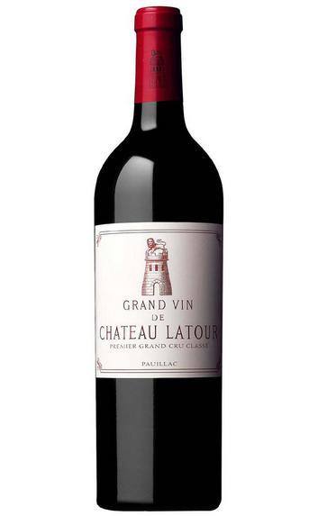 2001 Château Latour, Pauillac, Bordeaux