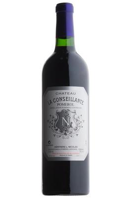 2001 Ch. la Conseillante, Pomerol