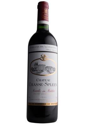 2001 Ch. Chasse Spleen, Moulis-en-Médoc, Bordeaux