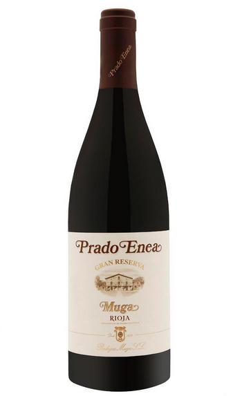 2001 Prado Enea, Gran Reserva, Bodegas Muga, Rioja, Spain
