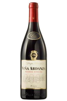 2001 Viña Ardanza, Reserva Especial, La Rioja Alta