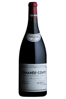 2001 Romanée-Conti, Grand Cru, Domaine de la Romanée-Conti