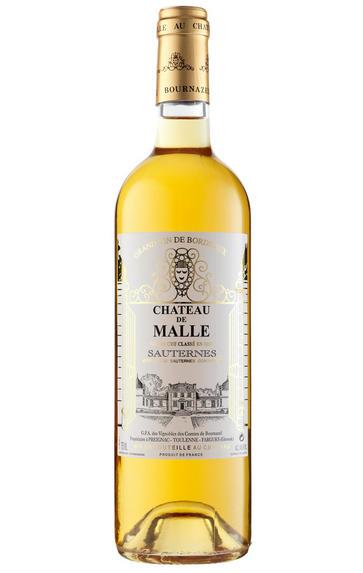 2001 Ch. de Malle, Sauternes
