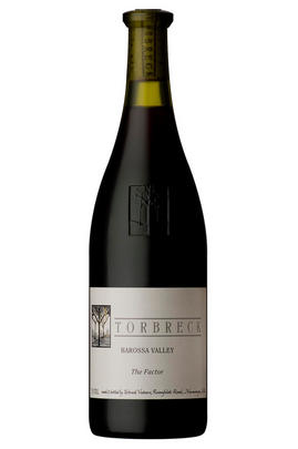 2001 The Factor, Torbreck Vintners, Barossa Valley, S.A.