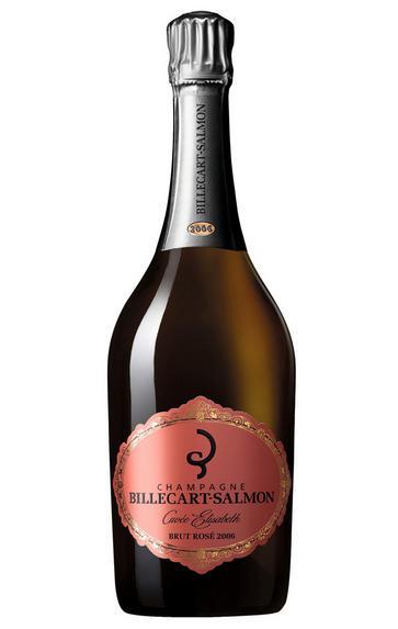 2002 Champagne Billecart-Salmon, Cuvée Elisabeth Salmon, Rosé, Brut