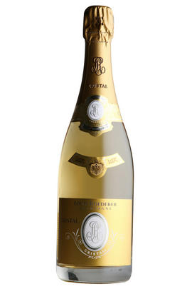 2002 Champagne Louis Roederer, Cristal, 2018 Release, Brut
