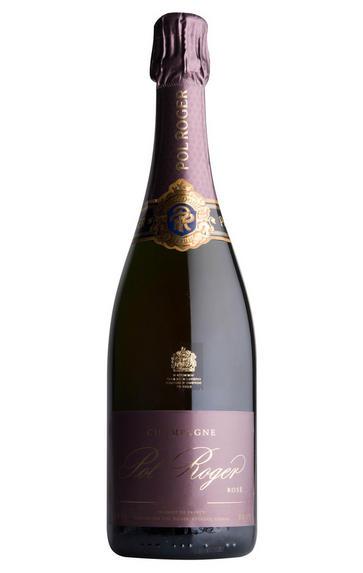 2002 Champagne Pol Roger Rosé, Brut