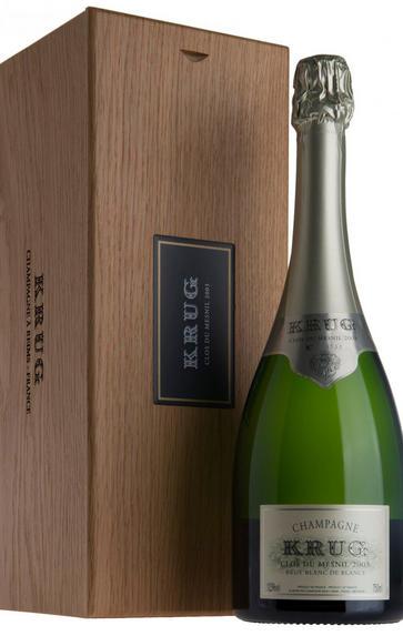 2002 Champagne Krug, Clos du Mesnil, Blanc de Blancs, Brut
