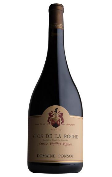 2002 Clos de la Roche, Cuvée Vieilles Vignes, Grand Cru, Domaine Ponsot, Burgundy
