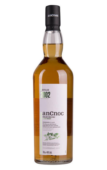 2002 AnCnoc, Knockdhu Distillery, Singla Malt Scotch Whisky, 46%