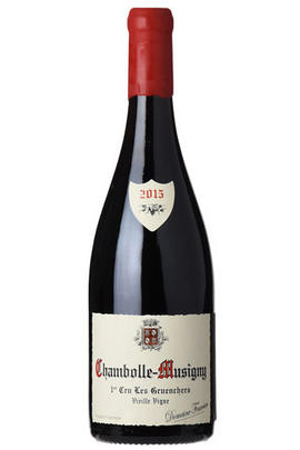 2002 Chambolle-Musigny, Gruenchers, 1er Cru, Domaine Fourrier, Burgundy