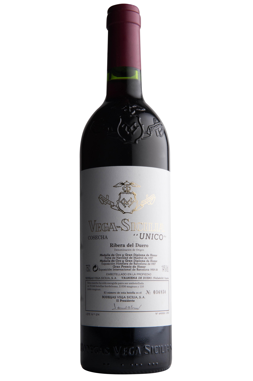 Buy 2003 Unico Bodegas Vega Sicilia Ribera Del Duero Wine Berry Bros Rudd