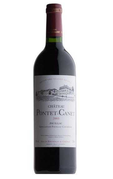2003 Ch. Pontet-Canet, Pauillac, Bordeaux
